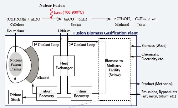 (Presentation) 核融合バイオマス燃料化プラントのライフサイクルアセスメントによる環境影響評価 [in Japanese]
