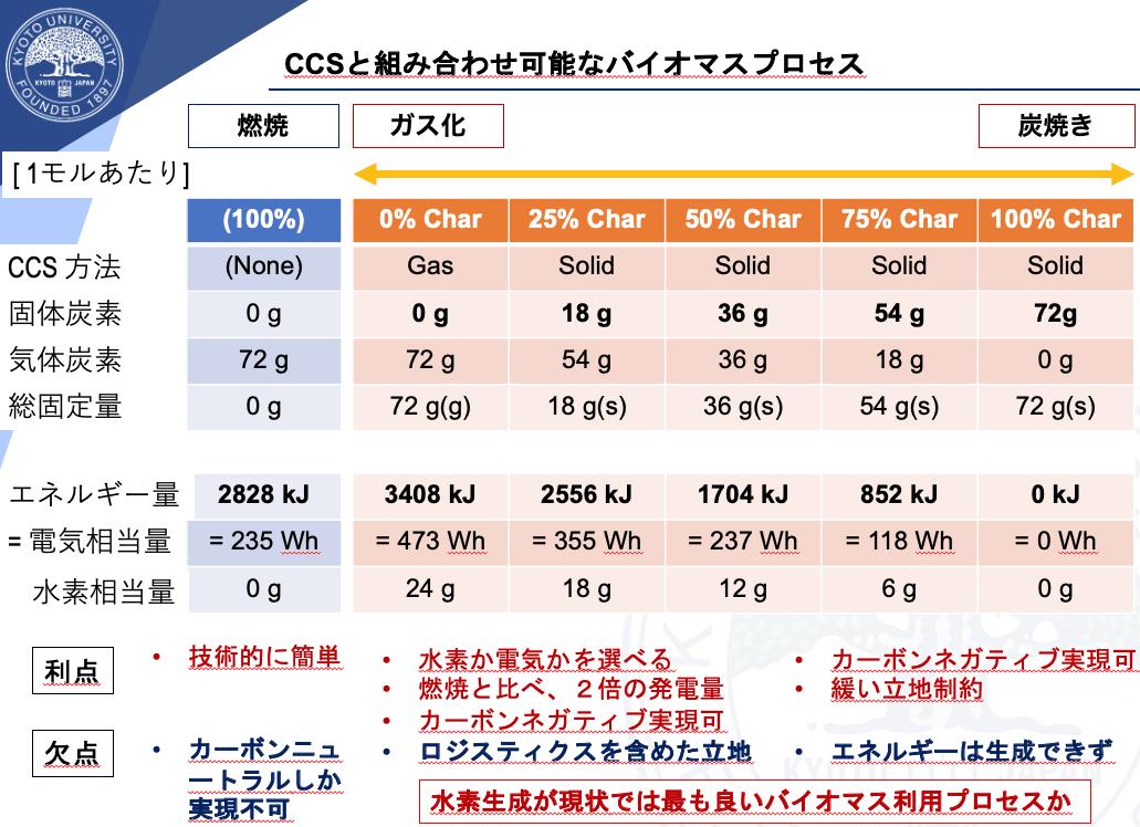 (Invited Presentation) 太陽光・水素融合による革新的バイオマスCCSプラント構想 [in Japanese]