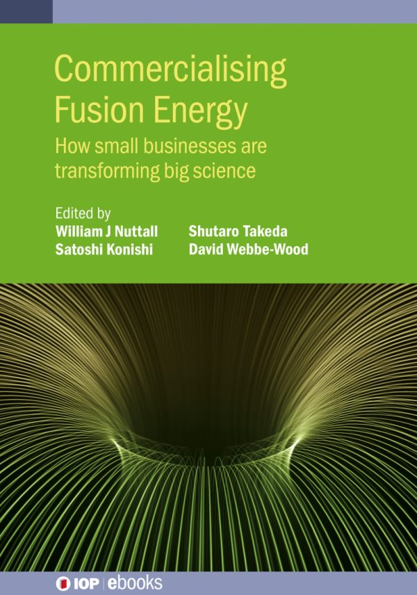 (Book) Commercialising Fusion – How small businesses are transforming big science